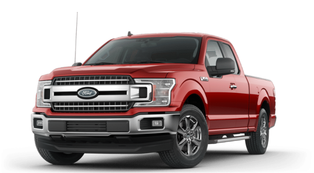2019 Ford F-150 Extended Cab Pickup